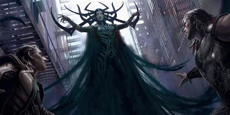 thor movie queen thor ragnarok s blanchett reveals new details about hela