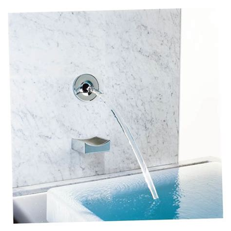 ceiling faucet for bathtub kohler k 922 polished chrome laminar wall or ceiling