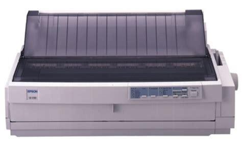 Printer Epson Lq 2170 Baru 1995 epson lq 2170 terminal printer service repair