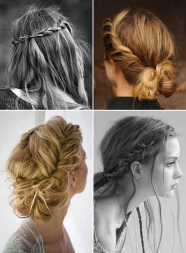 braided hairstyles for greasy hair stylish ways to wear dirty hair beauty riot