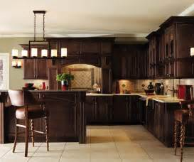 Maple Cabinet Kitchens dark maple kitchen cabinets decora cabinetry