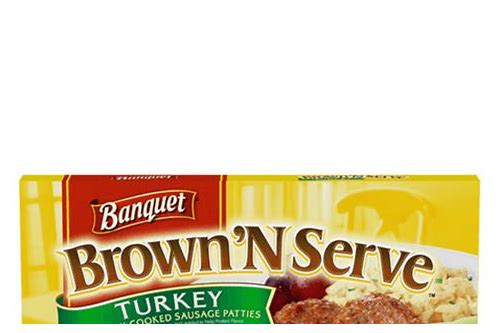 brown n serve turkey sausage coupons