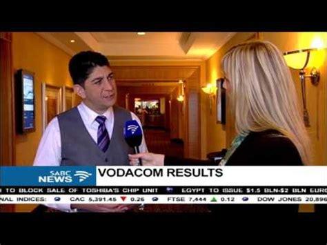 vodacom youtube shameel joosub on latest vodacom results youtube