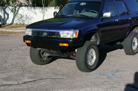 Painting 4runner Valance by Dean S 1993 4runner Build Up Thread Yotatech Forums