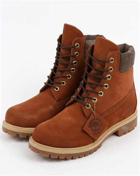 Kickers Boots Leather Premium timberland 6 inch premium boots mens leather nubuck
