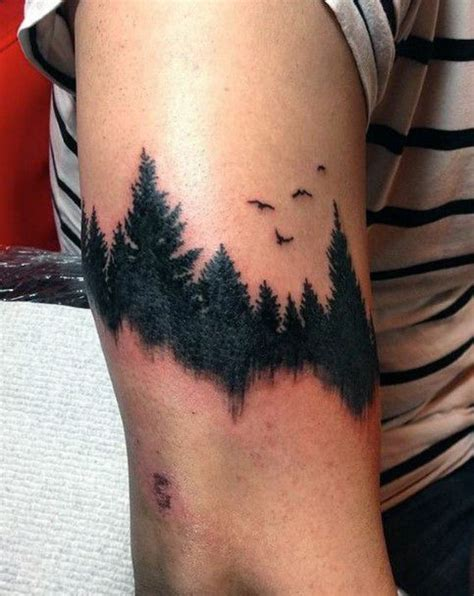 tattoo upper arm 100 nature tattoos for great outdoor designs