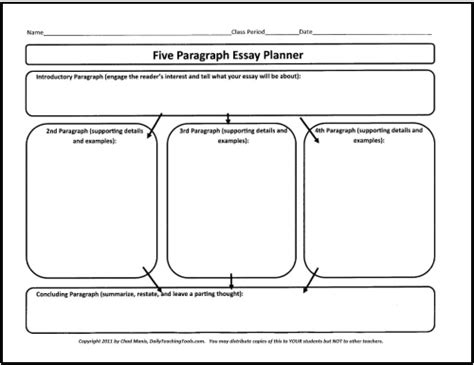 writing planner template 25 language arts graphic organizers for you and your