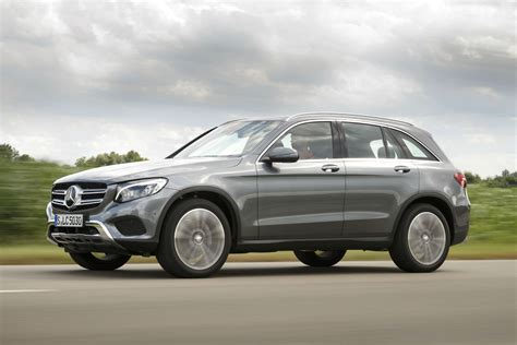 Mercedes In by Mercedes Glc Review 2015 Drive