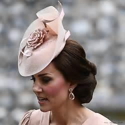 kate wears pink alexander mcqueen dress to pippa middleton