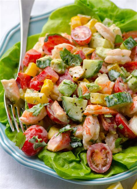 Ina Garten Shrimp by 100 Leafy Salad Recipes That Aren T Just For Silly Wabbits