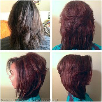 what is vertical layering haircut top 25 ideas about high and low lights on pinterest low