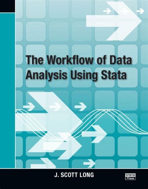 Ebook Stata 5 the workflow of data analysis using stata