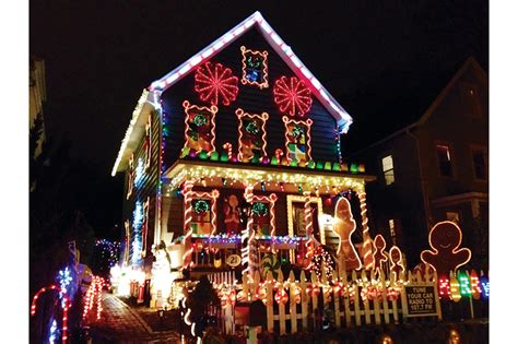 westchester families that light up the night with