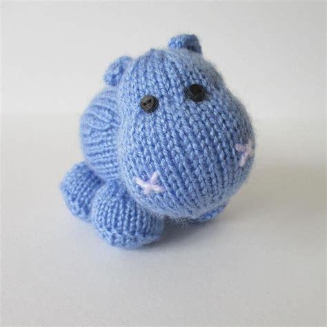 knitting pattern errors higgins the hippo knitting pattern by amanda berry