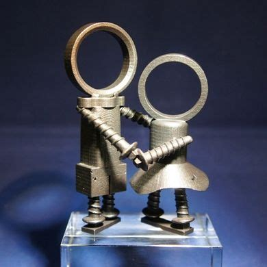 22 best images about nuts bots & screws sculpture on