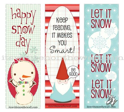 printable xmas bookmarks 8 best images of pinterest printable bookmarks cool