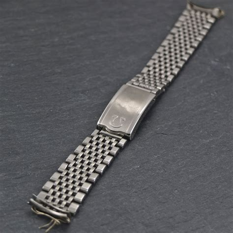 OMEGA   BEADS of RICE BRACELET   SIZE 18mm   WristChronology