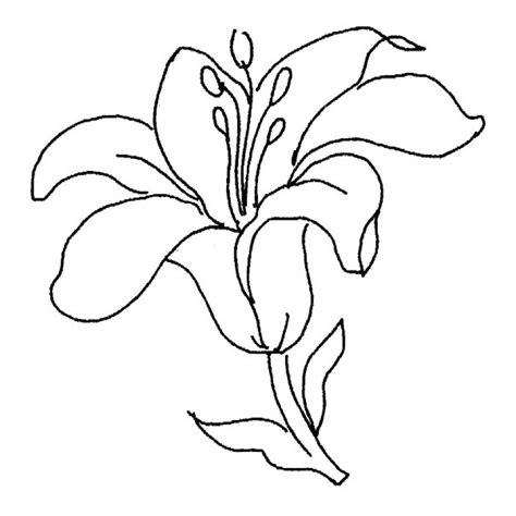 dibujar flores faciles paso paso inittowinitorg cuadros de flores para colorear