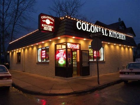 Colonial Kitchen Restaurant by 301 Moved Permanently