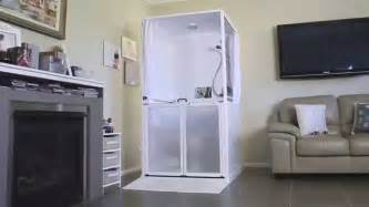 transportable dusche careport your portable bathroom solution