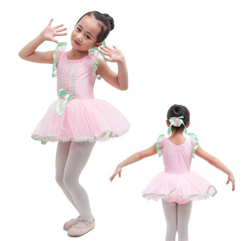 aliexpress buy on sale pink ballet tutu stage show costume dress for