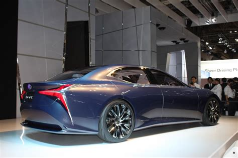 lexus lf fc this week s top photos the 2015 tokyo motor show edition