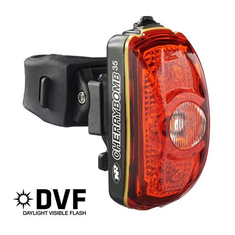 cycling lights for niterider cherrybomb 35 rear lights cycling lights