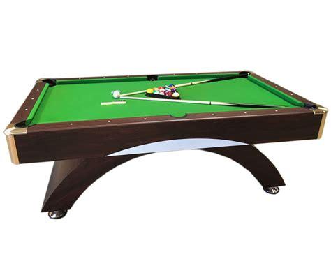 tavolo da biliardo misure tavolo da biliardo carambola misura 188 x 94 cm snooker