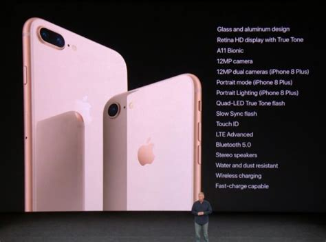 imagenes iphone 8 plus iphone 8 y iphone 8 plus caracter 237 sticas