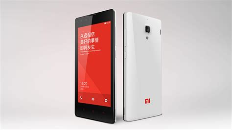 themes xiaomi red rice xiaomi quot red rice quot hongmi smartphone finally revealed