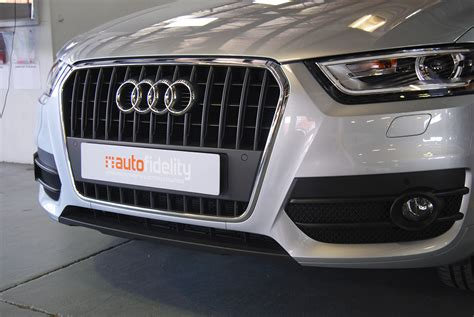 audi parking system plus front and rear park distance