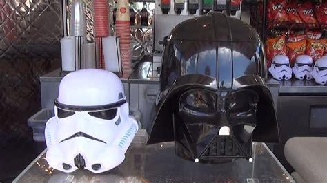 star wars weekends stormtrooper stein darth vader popcorn