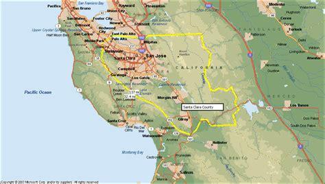 santa clara map cities we cover relocation breakthroughs relocation breakthroughs