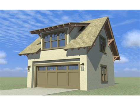 Craftsman Garage Apartment Plans by Eplans Bungalow Garage Plan Bungalow Style Craftsman