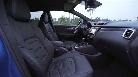 nissan qashqai interior 2017 2017 nissan qashqai facelift interior b roll