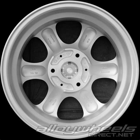 Smart Wheel Mono Wheel D 04 15 quot smart brabus mono iv wheels in silver polished surface alloy wheels direct 135968
