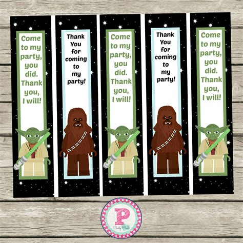 printable bookmarks star wars 7 best images of star wars printable bookmarks star wars