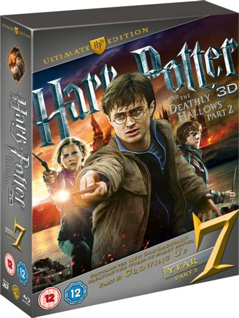 Pre Order 80 Part 2 harry potter and the deathly hallows part 2 ultimate