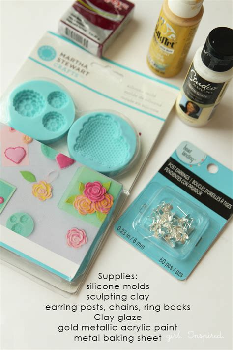 how to use polymer clay to make jewelry clay jewelry supplies images