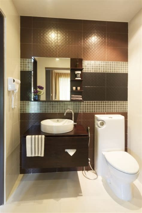 tile behind toilet home design ideas pictures remodel 20 square mosaic tiles for your bathroom messagenote