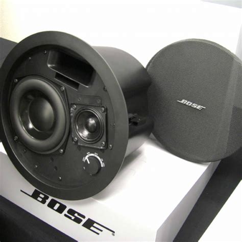 Bose Freespace Ds 100f Original roof speakers bose bose restaurant sound system with 8