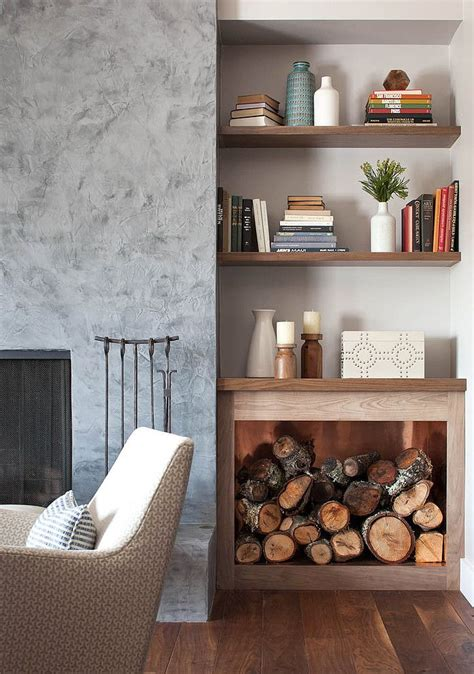 17 best ideas about fireplace built ins on
