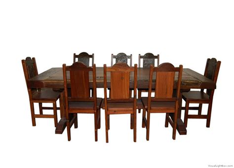 Sleeper Dining Table by 02 Sleeper Wood Sleeper Jarra Dining Table 2400x1000 With 8 Chairs