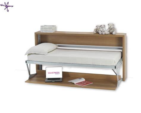 da letto con scrivania letto orizzontale con scrivania joker con apertura