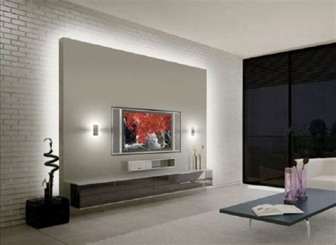 moderne tv wand 15 enchanting modern gypsum board tv wall unit top