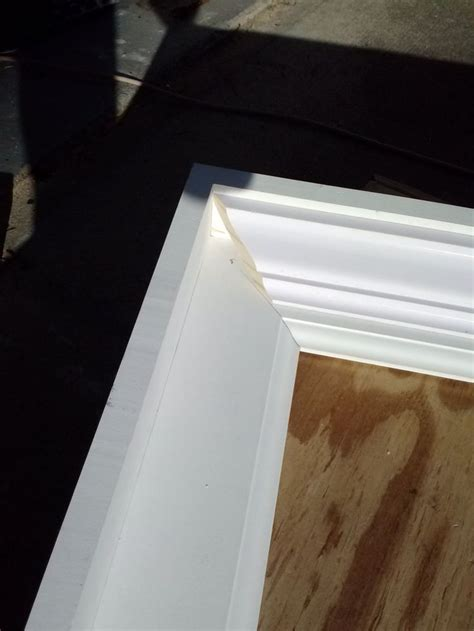 diy mirror frame molding 35 best images about craft projects on pinterest how to