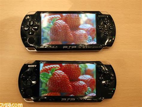 Thin Psp Now In Pastels by Playstation Portable Platform Bomb