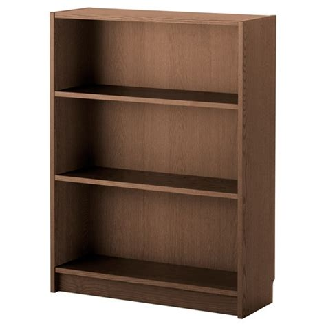 Billy Bookcase Drawers by Billy Bookcase Brown Ash Veneer 80x28x106 Cm