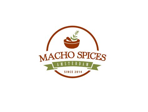 Logo For Spices cooking logo design for spices by