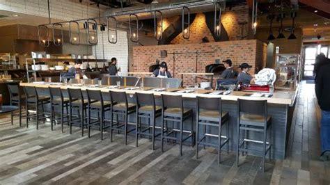 the pizza bar picture of matchbox ashburn tripadvisor